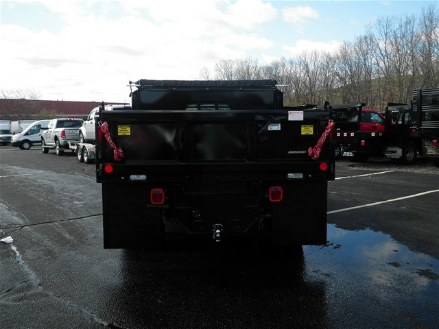 2018 F-350 Regular Cab DRW 4x4,  Reading Marauder Standard Duty Dump Body #CR3248 - photo 2