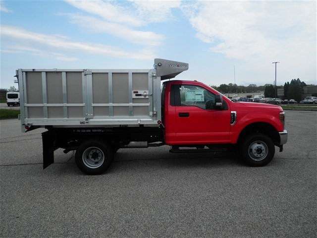2018 F-350 Regular Cab DRW 4x4,  Duramag Landscape Dump #CR3377 - photo 3