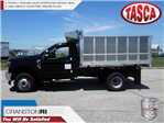 2018 F-350 Regular Cab DRW 4x4,  Duramag Landscape Dump #CR3378 - photo 1