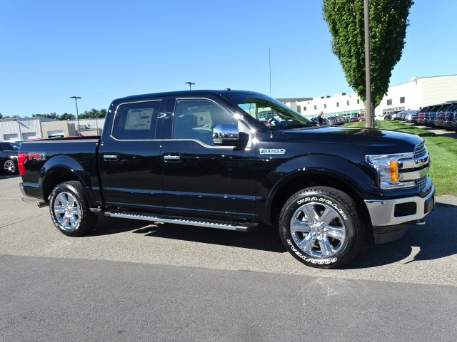 2018 F-150 SuperCrew Cab 4x4,  Pickup #CR3499FC - photo 3