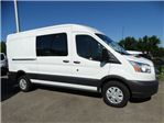 2018 Transit 250 Med Roof 4x2,  Empty Cargo Van #CR3500 - photo 3