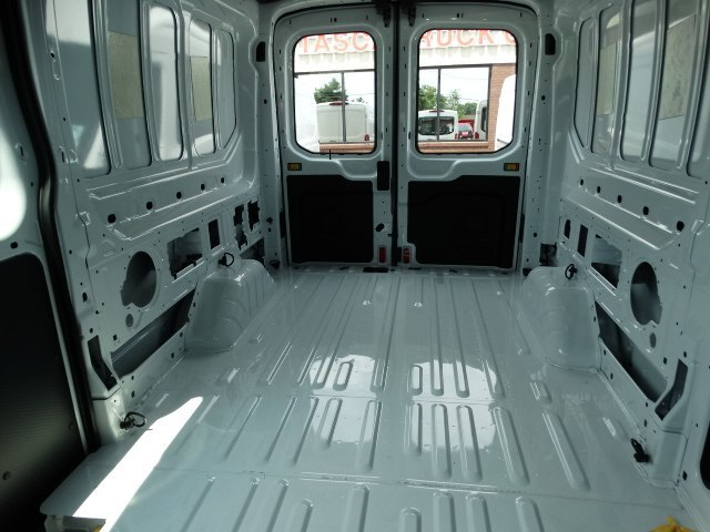 2018 Transit 250 Med Roof 4x2,  Empty Cargo Van #CR3642FC - photo 2