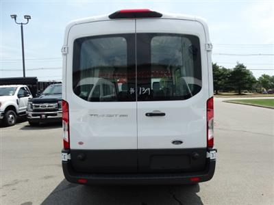 2018 Transit 250 Med Roof 4x2,  Empty Cargo Van #CR3642FC - photo 3