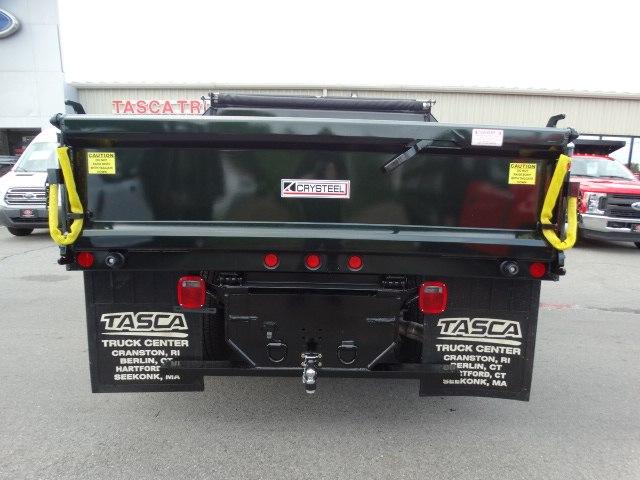 2018 F-350 Regular Cab DRW 4x4,  Crysteel Dump Body #CR3685 - photo 3