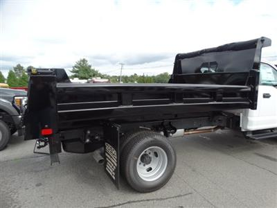 2018 F-350 Regular Cab DRW 4x4,  Rugby Eliminator LP Steel Dump Body #CR3937 - photo 2