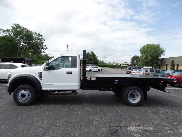 2018 Ford F-450 Regular Cab DRW 4x2, Knapheide Value-Master X Platform Body #CR3979 - photo 1