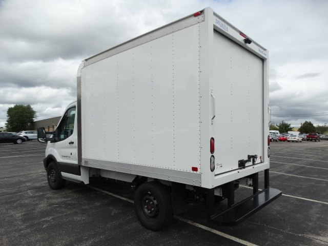 2018 Transit 350 4x2,  Dejana Truck & Utility Equipment Cutaway Van #CR4020 - photo 1