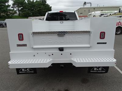 2018 F-450 Super Cab DRW 4x4,  Reading Classic II Aluminum  Service Body #CR4038 - photo 3