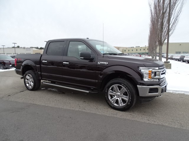 2018 F-150 SuperCrew Cab 4x4,  Pickup #CR4108FC - photo 3