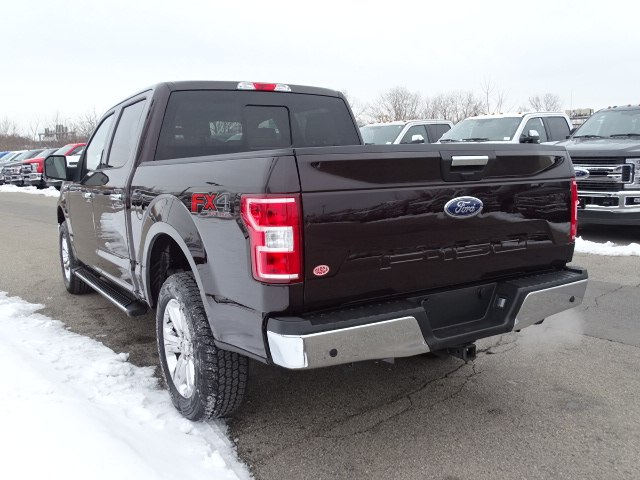 2018 F-150 SuperCrew Cab 4x4,  Pickup #CR4108FC - photo 6