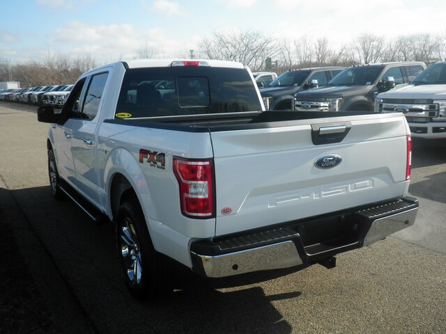 2018 F-150 SuperCrew Cab 4x4, Pickup #CR4176FC - photo 1
