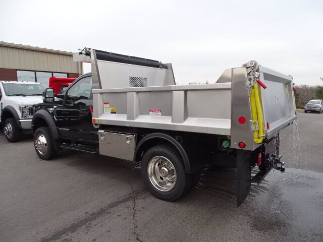 2019 F-550 Regular Cab DRW 4x4,  Iroquois Brave Series Stainless Steel Dump Body #CR4182 - photo 2