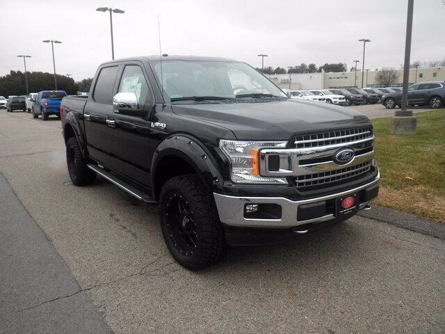 2018 F-150 SuperCrew Cab 4x4,  Pickup #CR4227 - photo 1