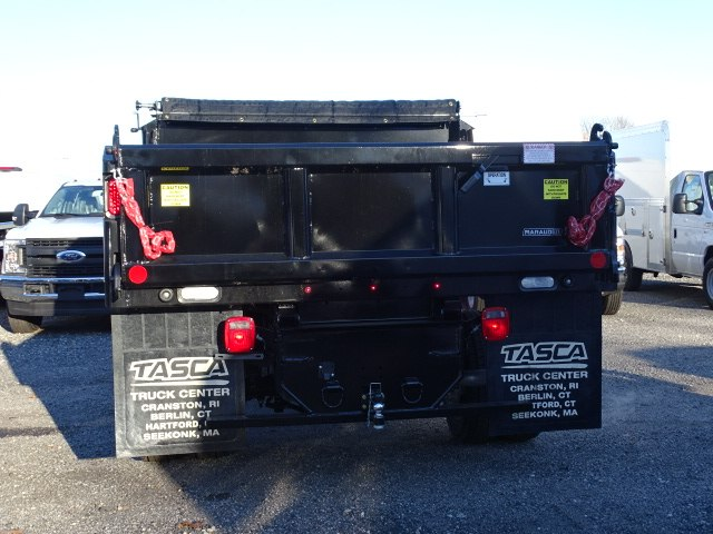2019 F-550 Regular Cab DRW 4x4,  Reading Marauder Standard Duty Dump Body #CR4368 - photo 3