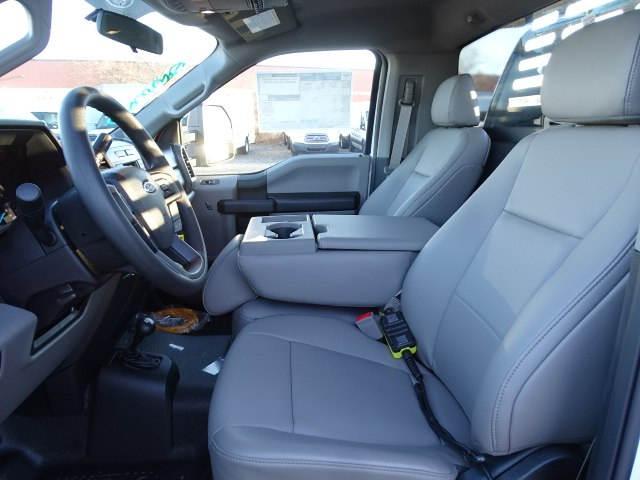 2019 F-550 Regular Cab DRW 4x4,  Reading Marauder Standard Duty Dump Body #CR4368 - photo 5