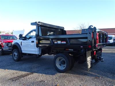 2019 F-550 Regular Cab DRW 4x4, Reading Marauder Dump Body #CR4368 - photo 2
