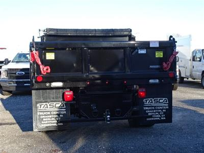 2019 F-550 Regular Cab DRW 4x4, Reading Marauder Dump Body #CR4368 - photo 3