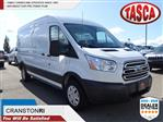 2018 Transit 250 Med Roof 4x2,  Empty Cargo Van #CR4379FC - photo 1