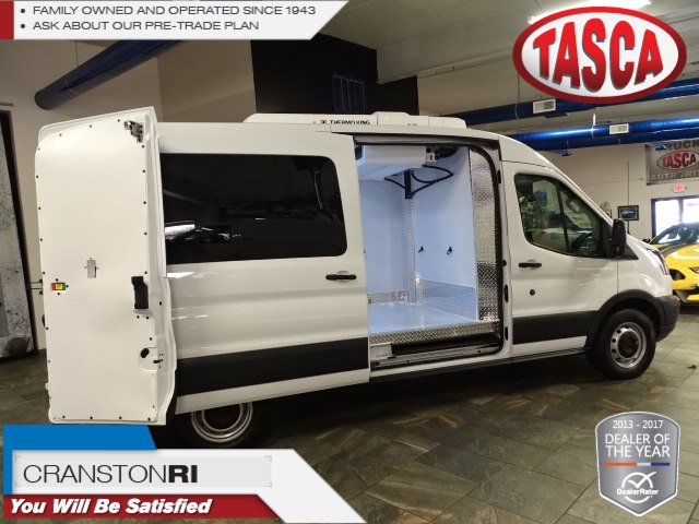 2018 Transit 250 Med Roof 4x2,  Thermo King Refrigerated Body #CR4381 - photo 1