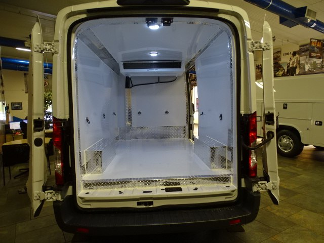 2018 Transit 250 Med Roof 4x2,  Thermo King Refrigerated Body #CR4381 - photo 2