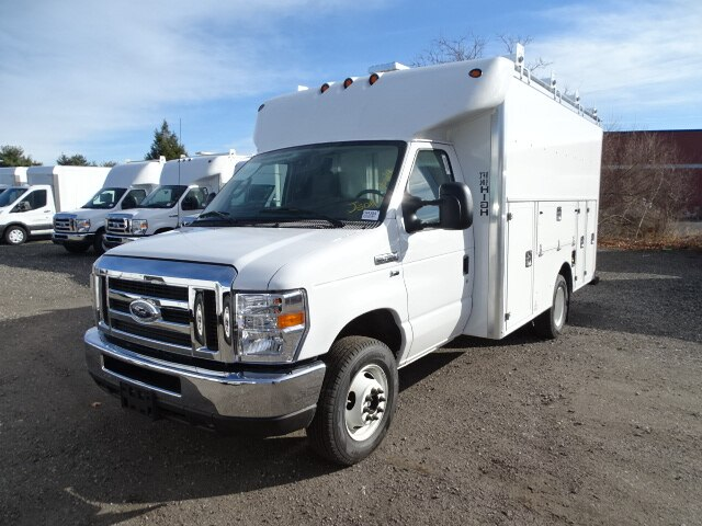 2019 E-350 4x2,  Supreme Spartan Service Utility Van #CR4383 - photo 3