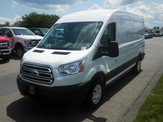 2018 Transit 250 Med Roof 4x2, Empty Cargo Van #CR4416 - photo 3