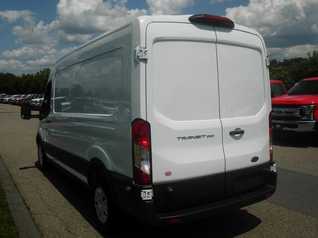 2018 Transit 250 Med Roof 4x2, Empty Cargo Van #CR4416 - photo 5