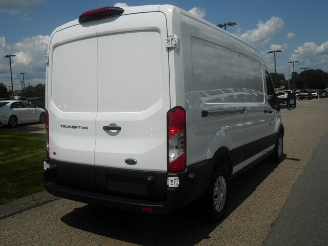 2018 Transit 250 Med Roof 4x2, Empty Cargo Van #CR4416 - photo 7