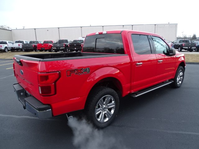 2018 F-150 SuperCrew Cab 4x4,  Pickup #CR4466 - photo 2