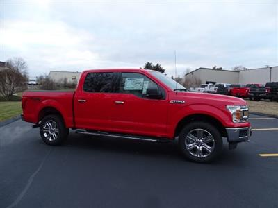 2018 F-150 SuperCrew Cab 4x4,  Pickup #CR4466 - photo 3
