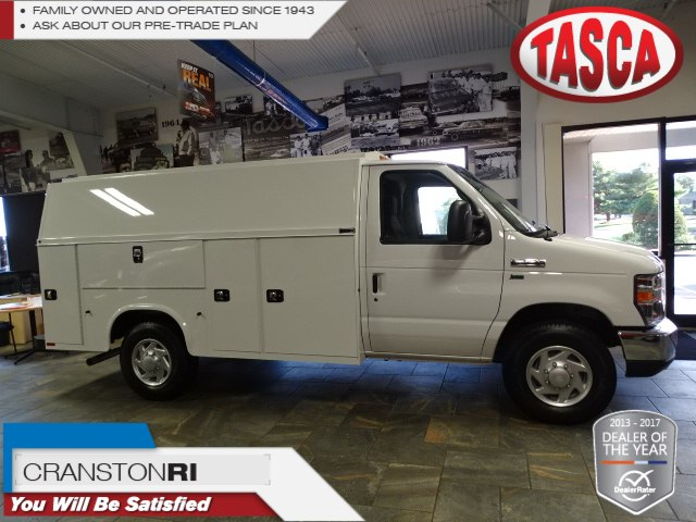 2019 E-350 4x2,  Knapheide KUV Service Utility Van #CR4470 - photo 1