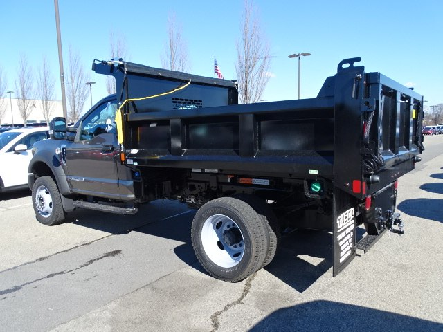 2019 F-550 Regular Cab DRW 4x4,  Dump Body #CR4520 - photo 2