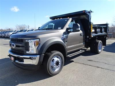 2019 F-550 Regular Cab DRW 4x4,  Dump Body #CR4520 - photo 3