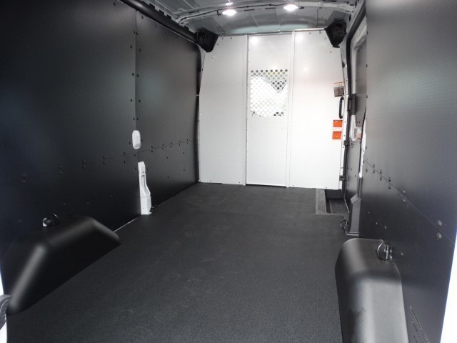 2018 Transit 250 Med Roof 4x2,  Empty Cargo Van #CR4537 - photo 1