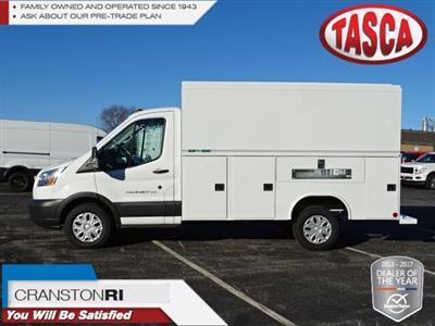 2018 Transit 350 4x2,  Reading Aluminum CSV Service Utility Van #CR4574 - photo 1