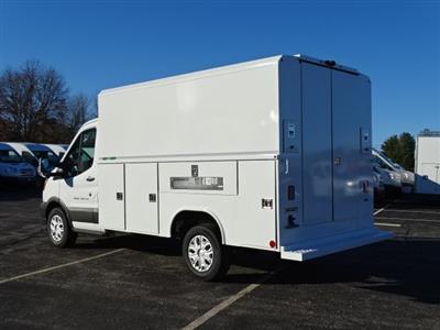 2018 Transit 350 4x2,  Reading Aluminum CSV Service Utility Van #CR4574 - photo 2