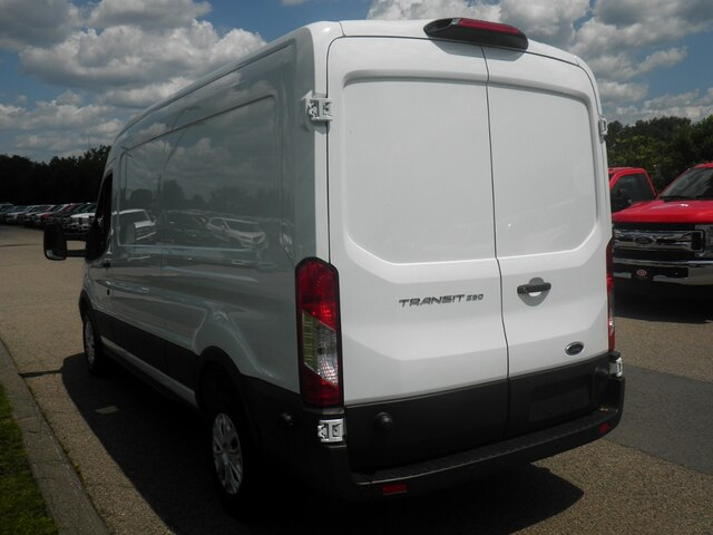 2018 Transit 250 Med Roof 4x2,  Empty Cargo Van #CR4588 - photo 3