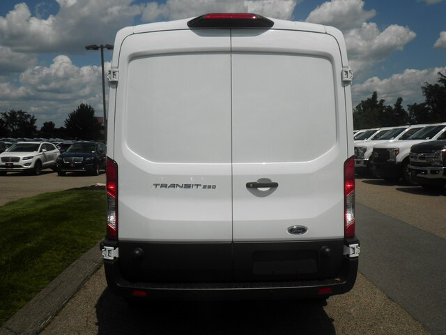 2018 Transit 250 Med Roof 4x2,  Empty Cargo Van #CR4588 - photo 6