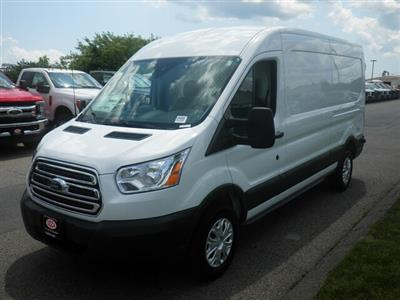 2018 Transit 250 Med Roof 4x2,  Empty Cargo Van #CR4588 - photo 5