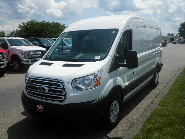 2018 Transit 250 Med Roof 4x2,  Empty Cargo Van #CR4599 - photo 1