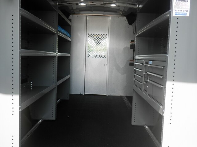 2018 Transit 250 Med Roof 4x2,  Empty Cargo Van #CR4599 - photo 7