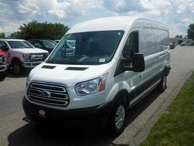 2018 Transit 250 Med Roof 4x2, Adrian Steel General Service Upfitted Cargo Van #CR4599 - photo 3