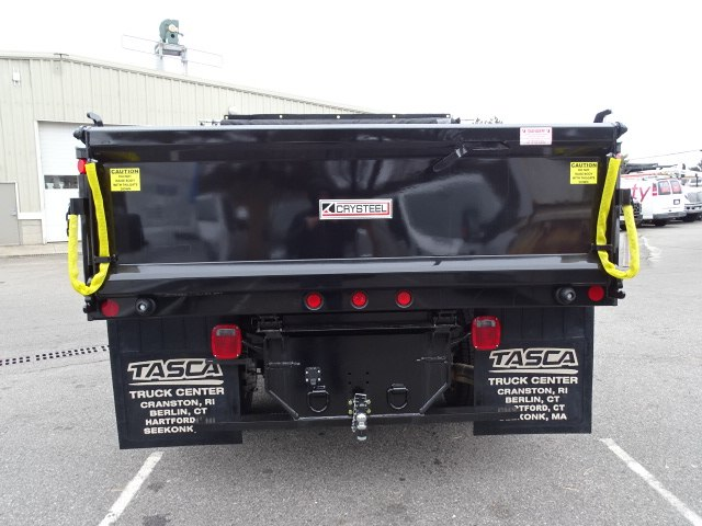 2019 F-550 Regular Cab DRW 4x4,  Crysteel Dump Body #CR4604 - photo 1