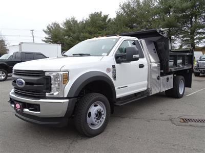 2019 F-550 Regular Cab DRW 4x4,  Crysteel E-Tipper Dump Body #CR4604 - photo 3