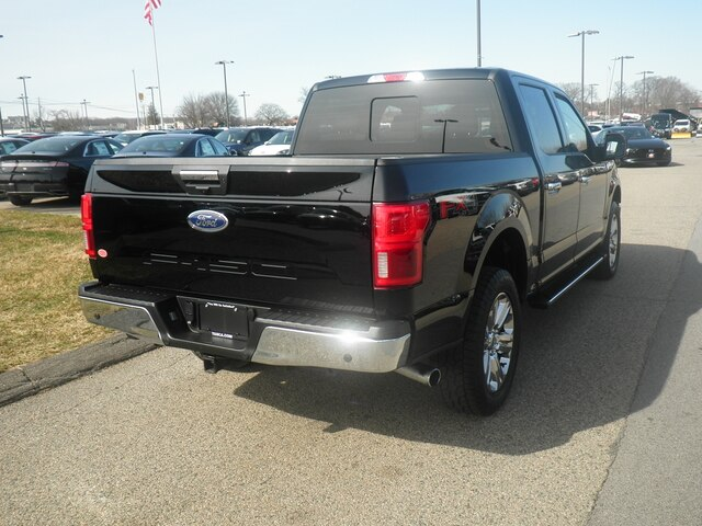 2018 F-150 SuperCrew Cab 4x4, Pickup #CR4642FC - photo 1