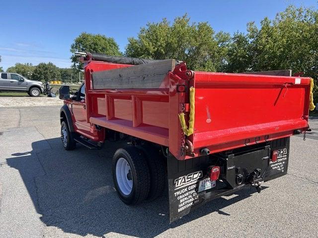 2019 F-550 Regular Cab DRW 4x4,  Crysteel E-Tipper Dump Body #CR4645 - photo 8