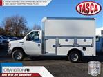 2018 E-350 4x2,  Dejana DuraCube Max Service Utility Van #CR4663 - photo 1