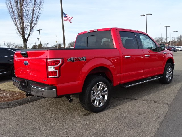 2019 F-150 SuperCrew Cab 4x4,  Pickup #CR4672 - photo 2