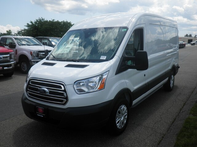 2018 Transit 250 Med Roof 4x2,  Adrian Steel PHVAC Upfitted Cargo Van #CR4707 - photo 3