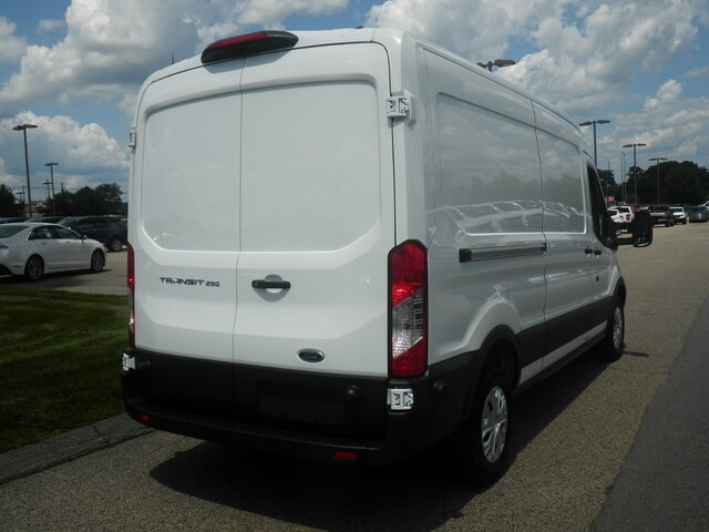2018 Transit 250 Med Roof 4x2,  Adrian Steel PHVAC Upfitted Cargo Van #CR4707 - photo 7